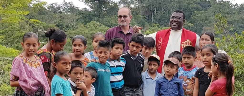 Guatemala: Ein Fahrzeug für eine weitläufige Pfarrei