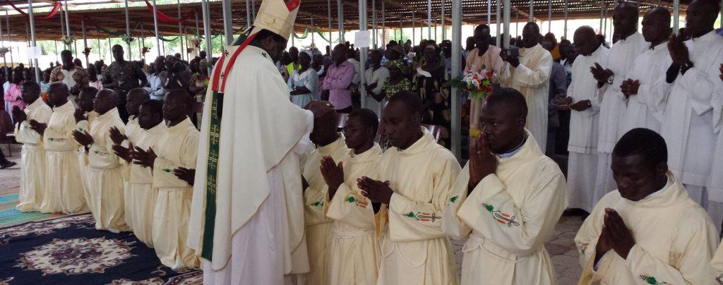 Kamerun: Ausbildung für angehende Priester
