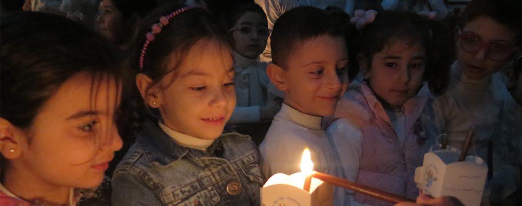 Wie Christen in Not Weihnachten feiern – Beispiele aus Ukraine, Nigeria und Syrien
