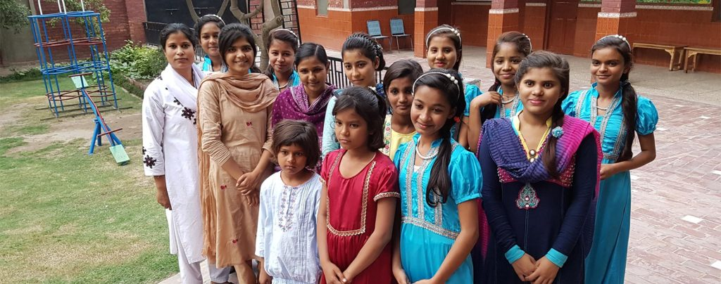 Anbau für ein Mädchenheim im pakistanischen Multan