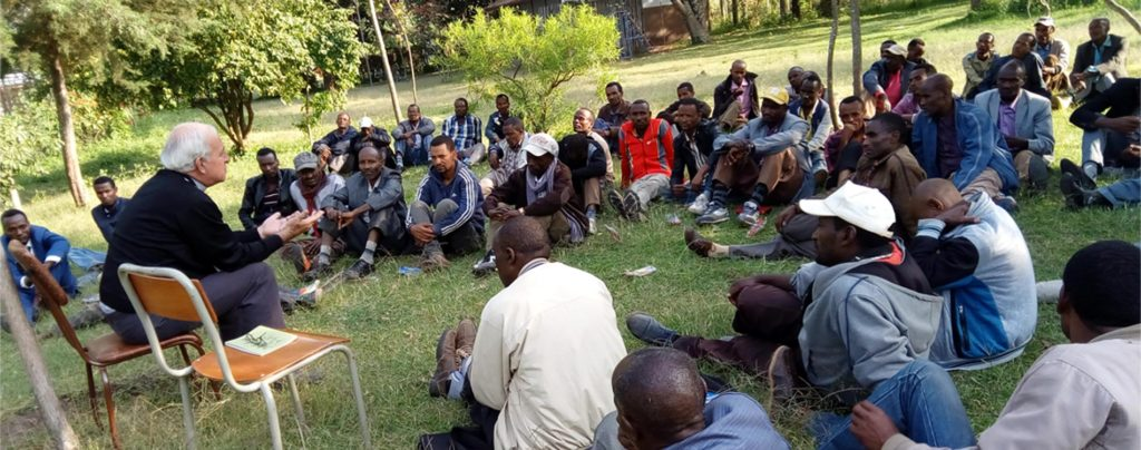 Äthiopien: Aus- und Weiterbildung für Katecheten