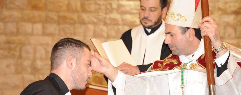 Libanon: Ausbildungshilfe für angehende Priester