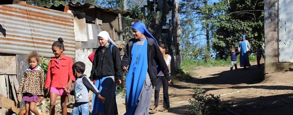 Brasilien: Ausbildungshilfe für Ordensfrauen