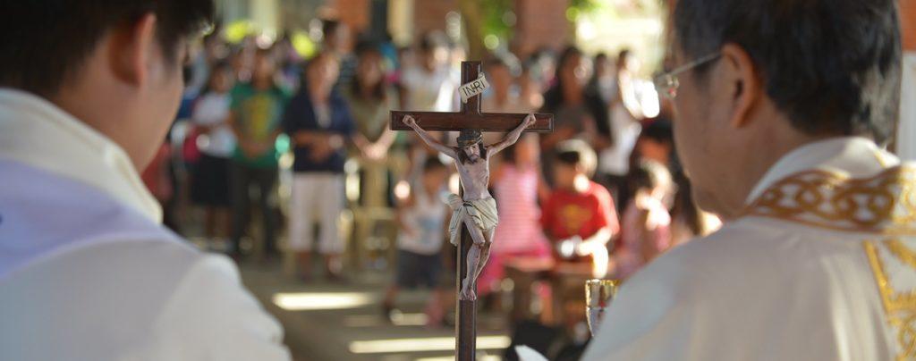 Philippinen: Bau einer Kirche und eines Heiligtums