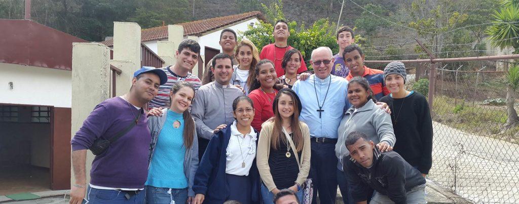 Venezuela: Ein Zentrum für die Jugendpastoral