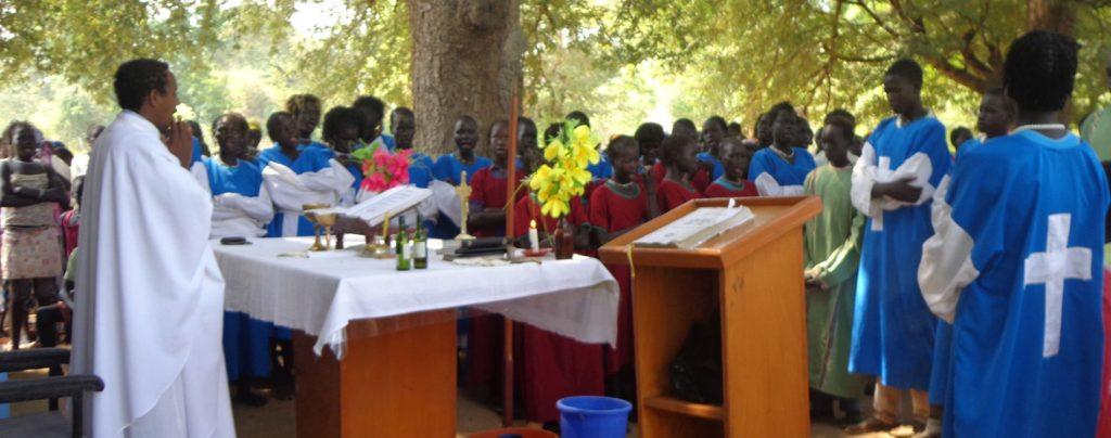 Äthiopien: Eine Kapelle für ein abgelegenes Dorf