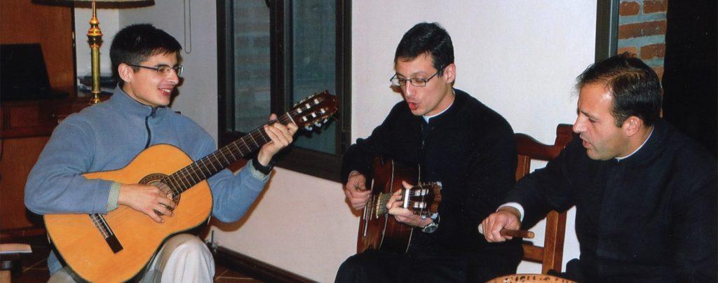 Argentinien: Ausbildungshilfe für Seminaristen
