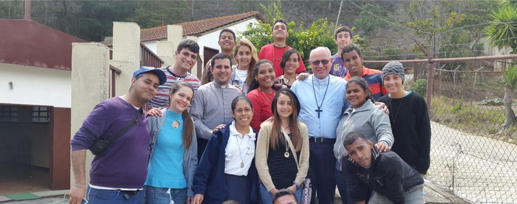 Unterstützen Sie Seminaristen in Venezuela