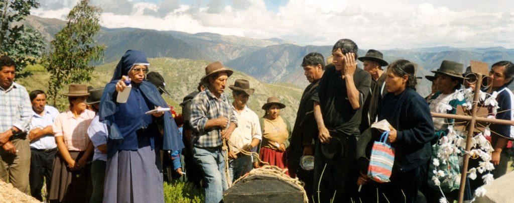 Papst Franziskus besucht Peru während seiner Südamerika Reise