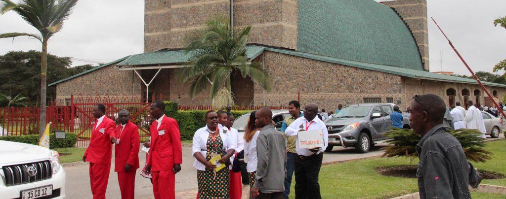 Sambia: Mess-Stipendien für Priesterausbilder