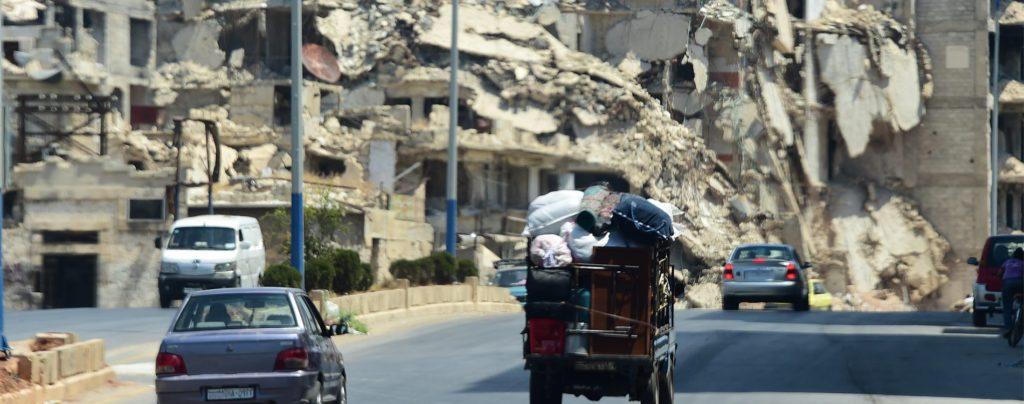 Dringender Appell einer Gemeinde nach türkischer Offensive in Nordsyrien