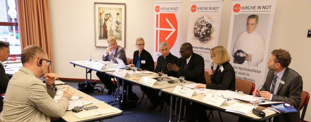 Erzbischöfe aus Syrien und Nigeria über die Lage der Christen in ihren Heimatländern