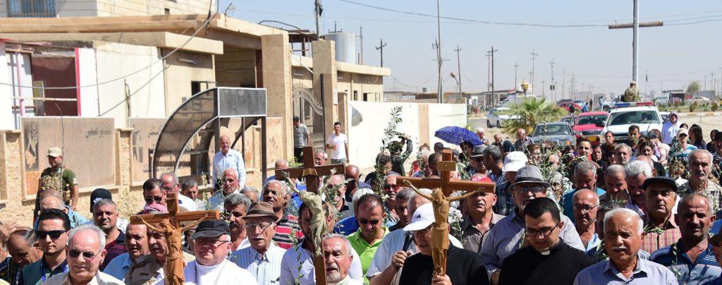 Eine christliche Familie wagt den Neuanfang in Syrien