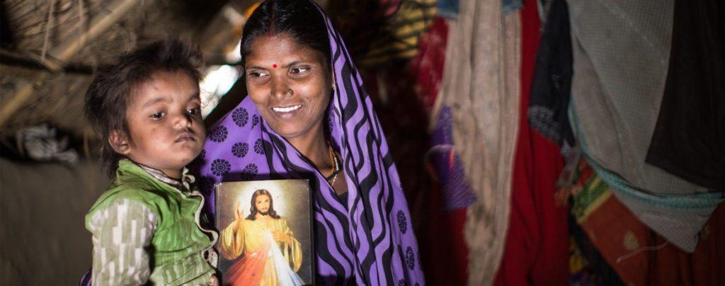 Es wird immer schwieriger, ein Christ in Indien zu sein