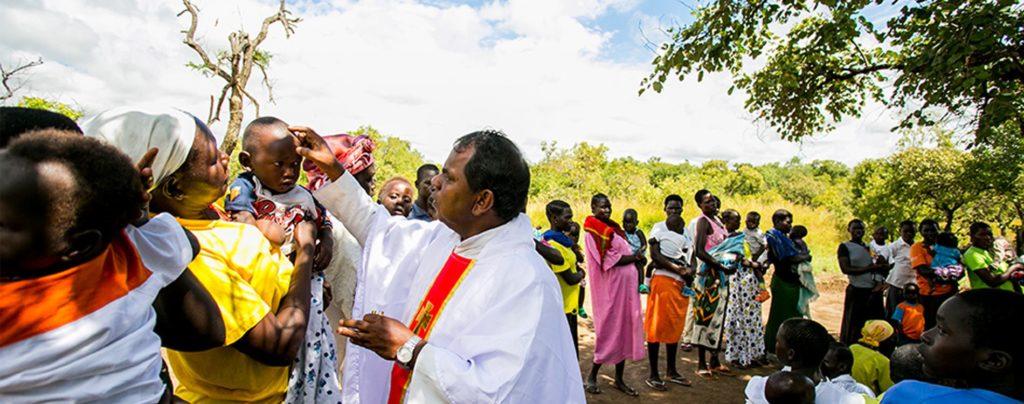 """2. """"Wir sind bereit, Christus in allen Menschen zu erkennen und zu lieben,"""