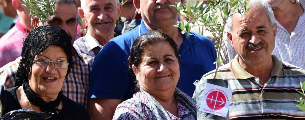 Iraker möchten Ostern wieder in der Heimat feiern