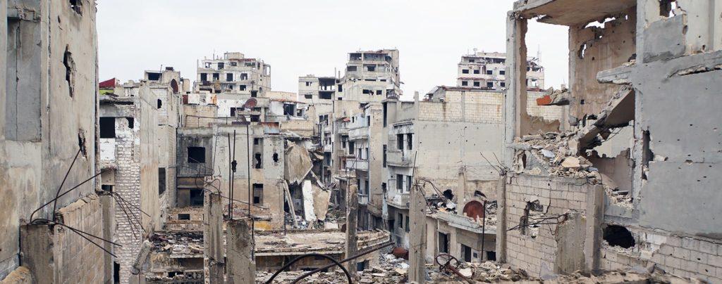 """Neue Hilfsprojekte in Syrien: """"Helfen Sie uns, Frieden zu finden"""""""