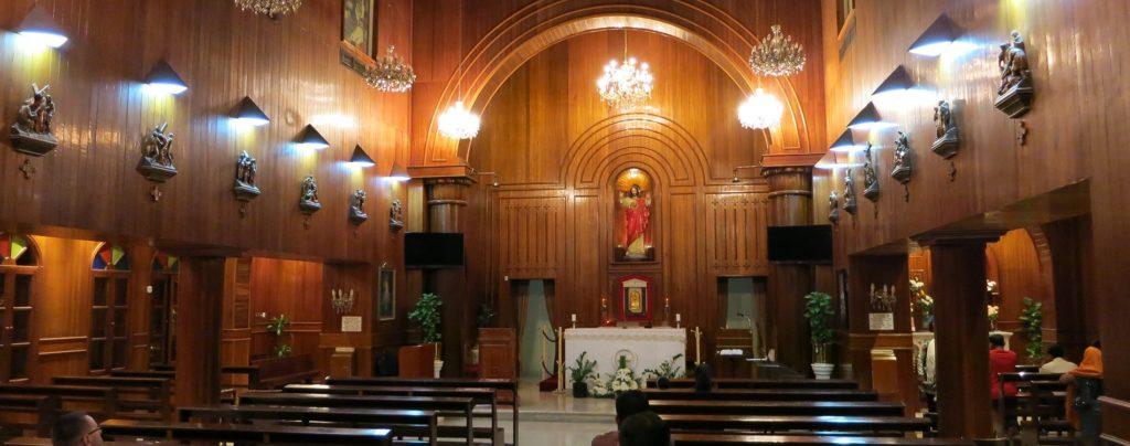 Grundsteinlegung einer katholischen Kathedrale in Bahrain