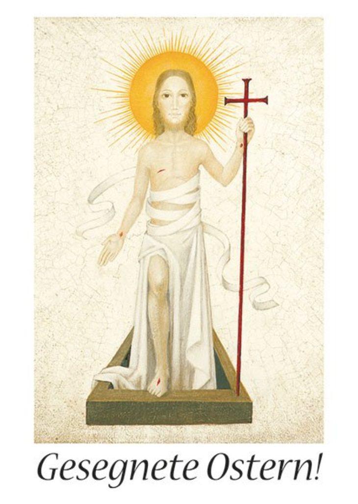 Christliches Grußkarten-Set: <br>Ostern