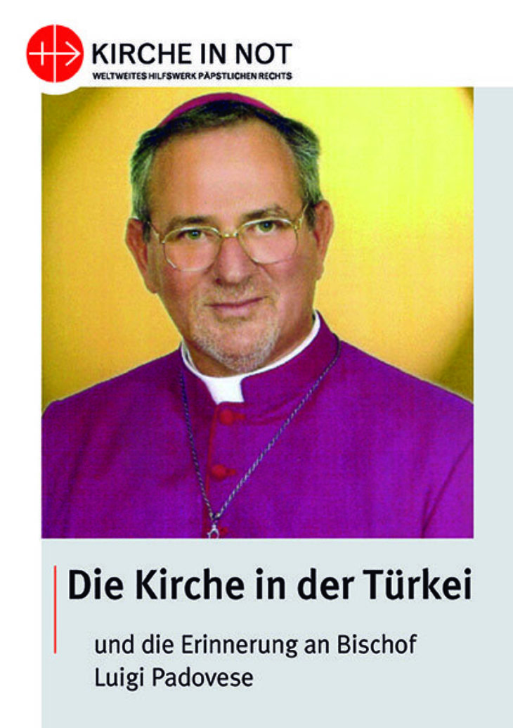 Die Kirche in der Türkei