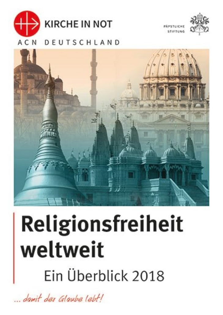 Religionsfreiheit weltweit 2018