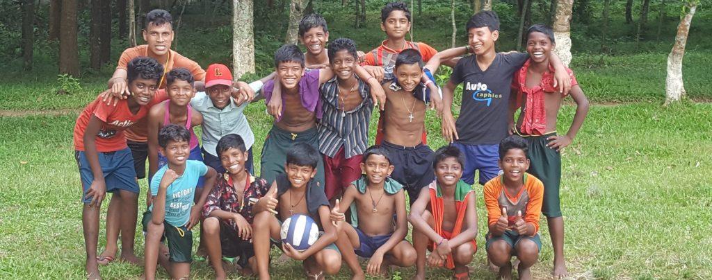 Schule der Maristen in Bangladesch bittet um Hilfe beim Bau einer Kapelle