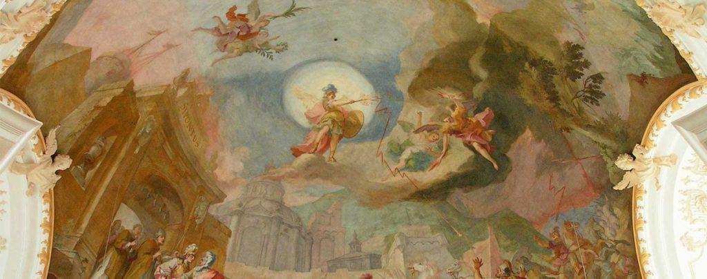 """Gebet zum Erzengel Michael und ein passender """"Glaubens-Kompass"""""""