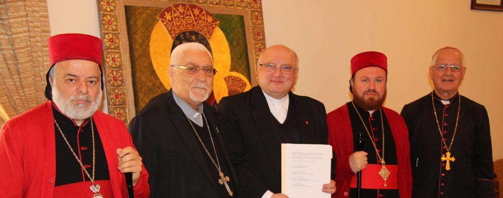 Bischöfe fordern internationale Friedenstruppe für die Ninive-Ebene
