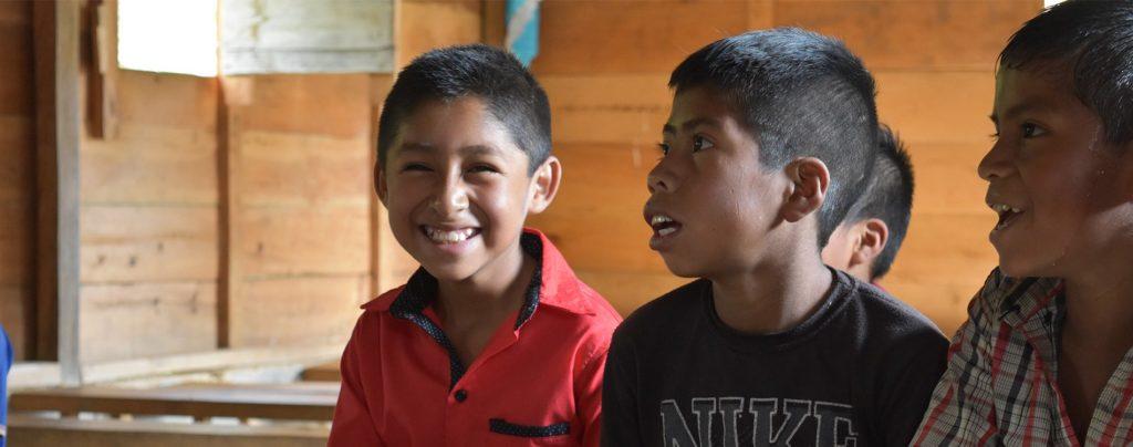 30.000 Kinderbibeln auf Tzeltal für Kinder in Mexiko gedruckt