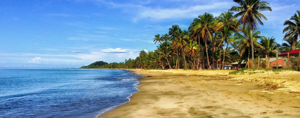 Erzbischof von den Fidschi-Inseln über Folgen des Klimawandels