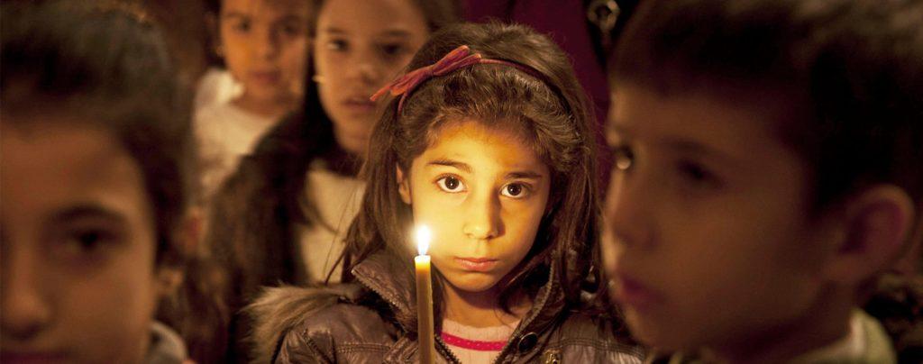 Das Weihnachtswunder von Aleppo