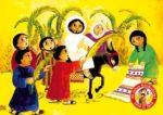 6 Poster<br> mit Motiven zu Ostern