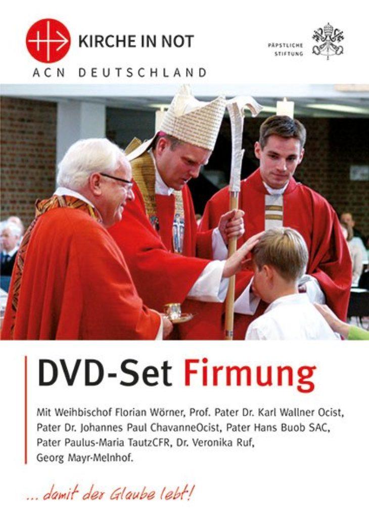 Firmung <br>DVD-Set