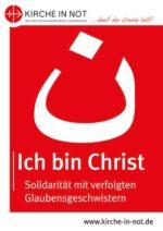 """Nasrani-Flyer  """"Ich bin Christ"""""""