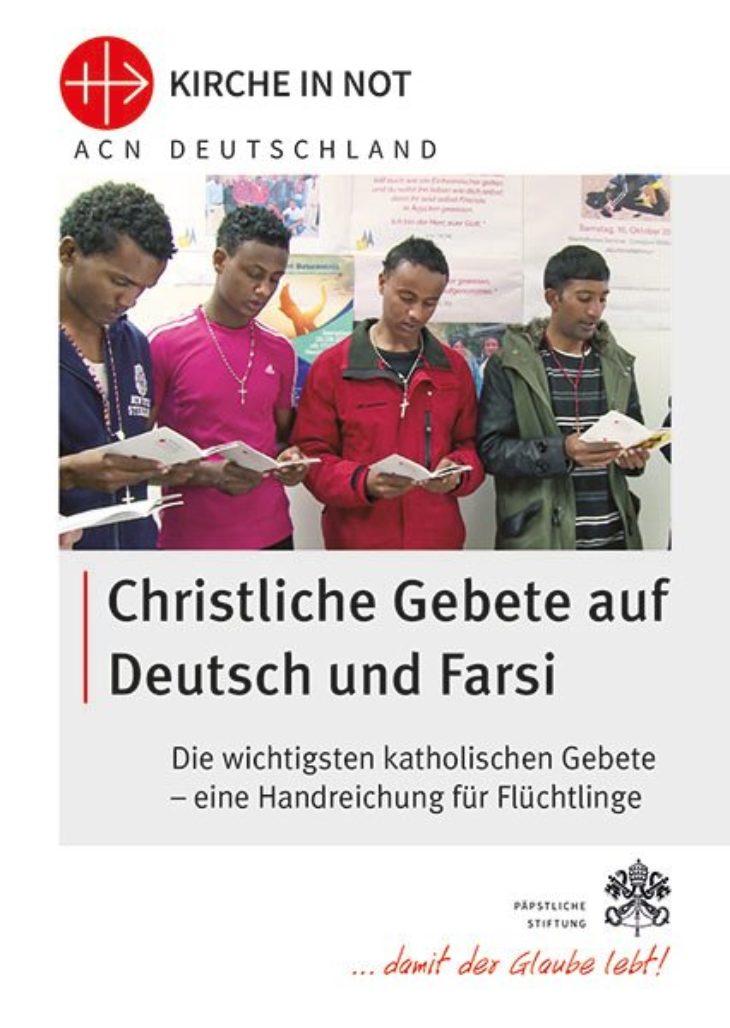 Christliche Gebete<br>auf Deutsch und Farsi