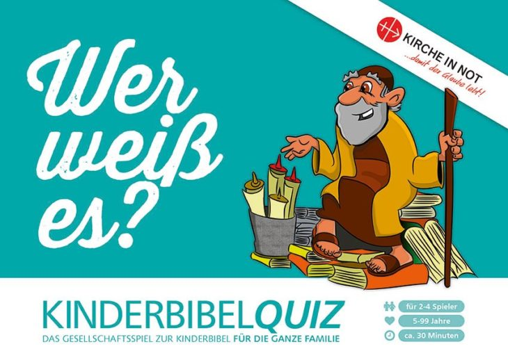 Kinderbibel-Quiz