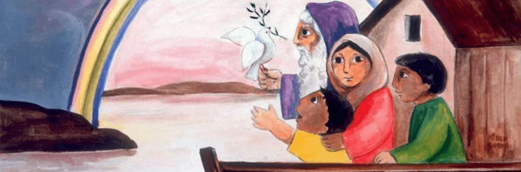 Die Kinderbibel-App von KIRCHE IN NOT