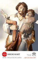 """Gebetskarte """"Heiliger Josef"""" zum Josefsjahr 2021"""