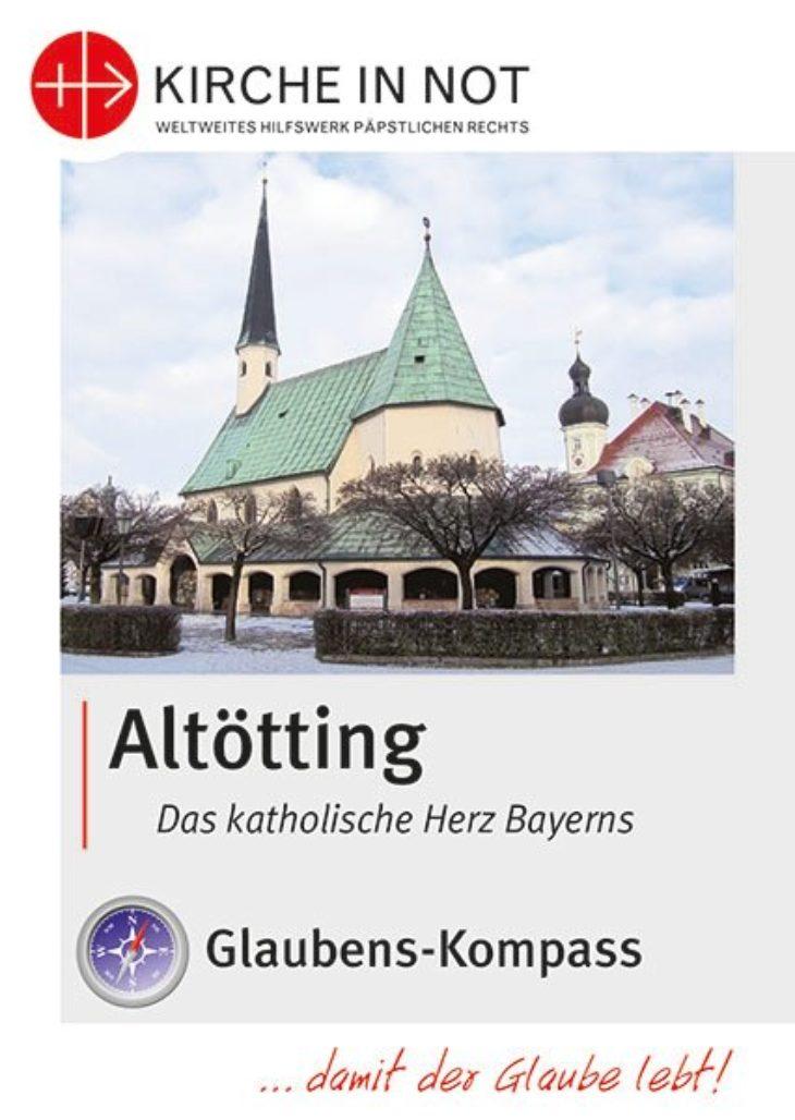 "Glaubens-Kompass - ""Altötting"""