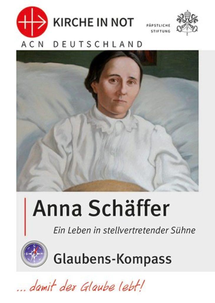 """Glaubens-Kompass - """"Anna Schäffer"""""""