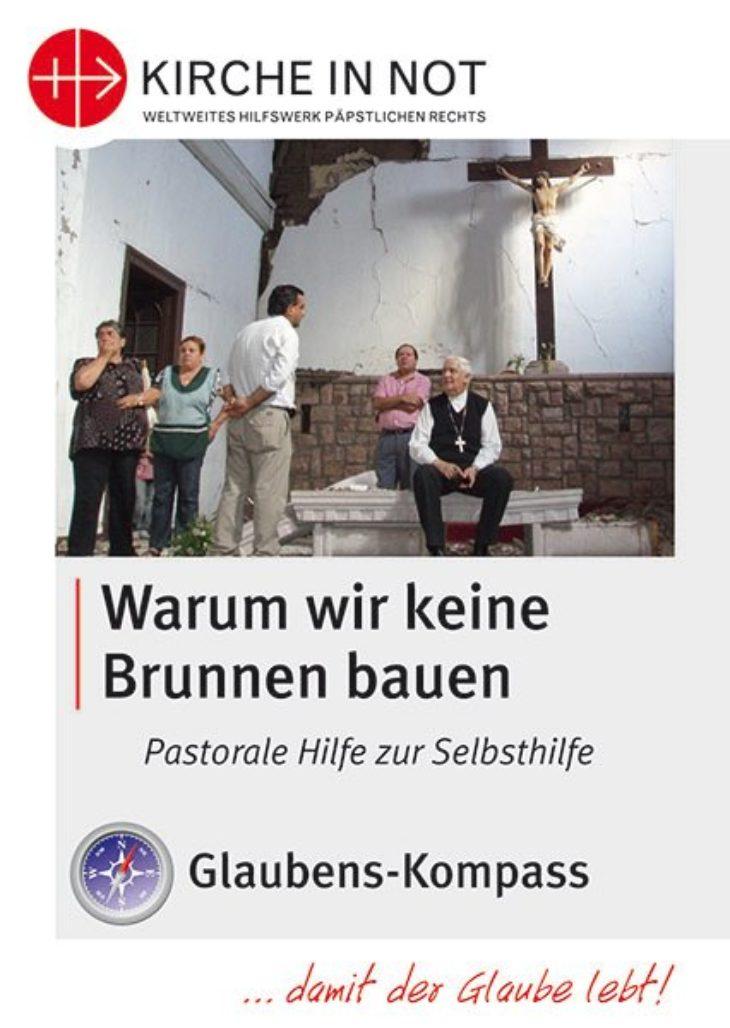 """Glaubens-Kompass - """"Warum wir keine Brunnen bauen"""""""