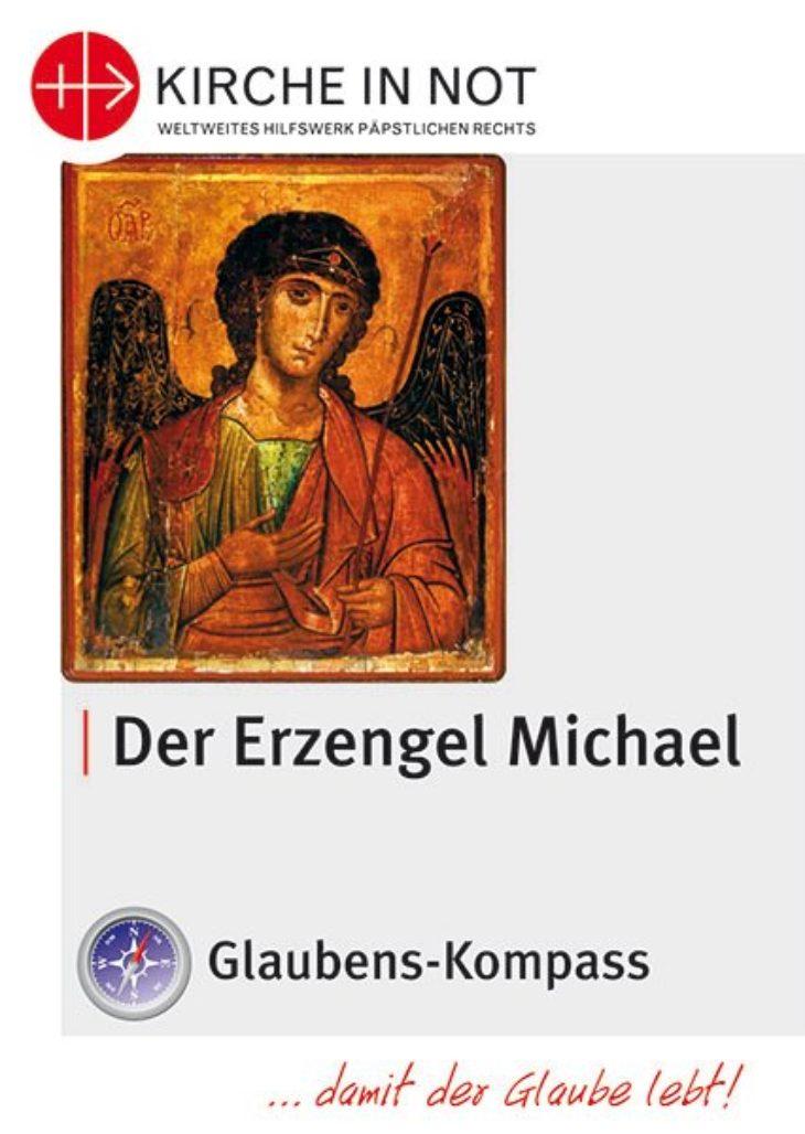 "Glaubens-Kompass - ""Erzengel Michael"""