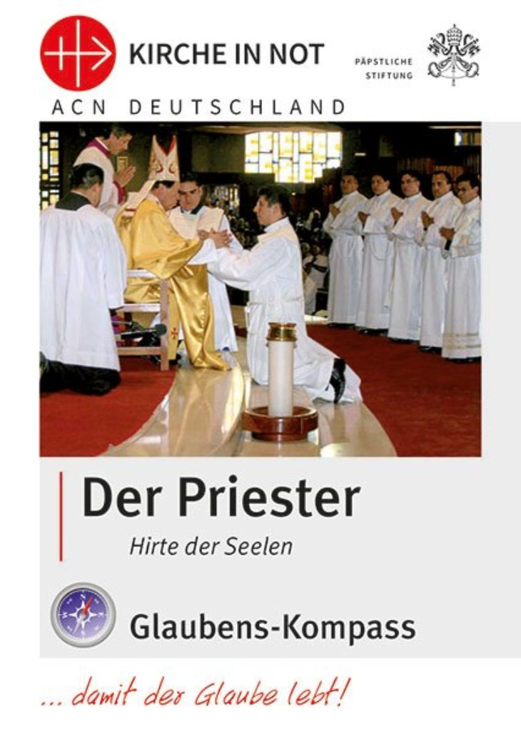 "Glaubens-Kompass - ""Der Priester"""