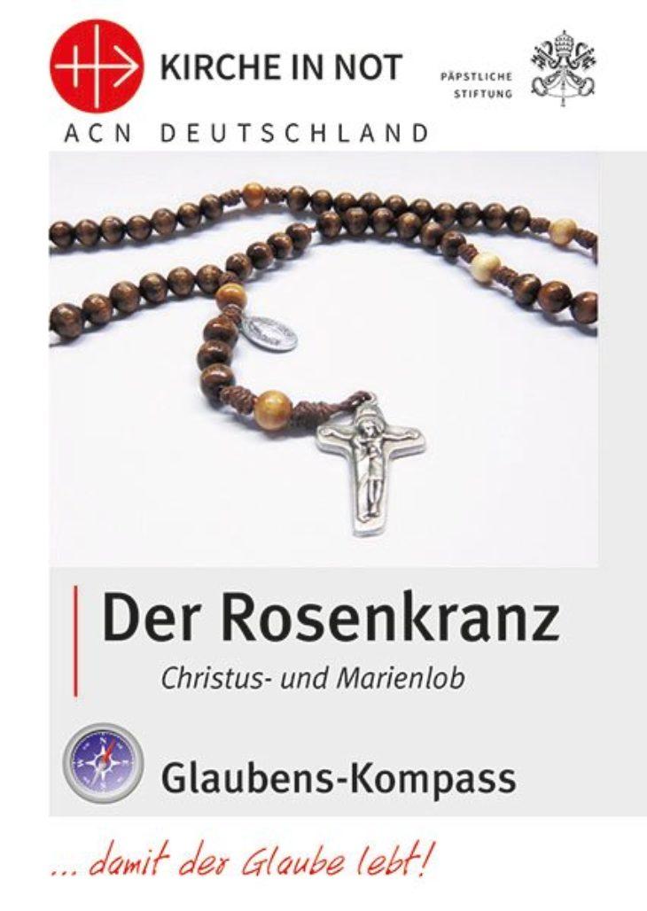 "Glaubens-Kompass - ""Der Rosenkranz"""