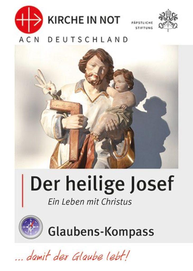 """Glaubens-Kompass - """"Der heilige Josef"""""""