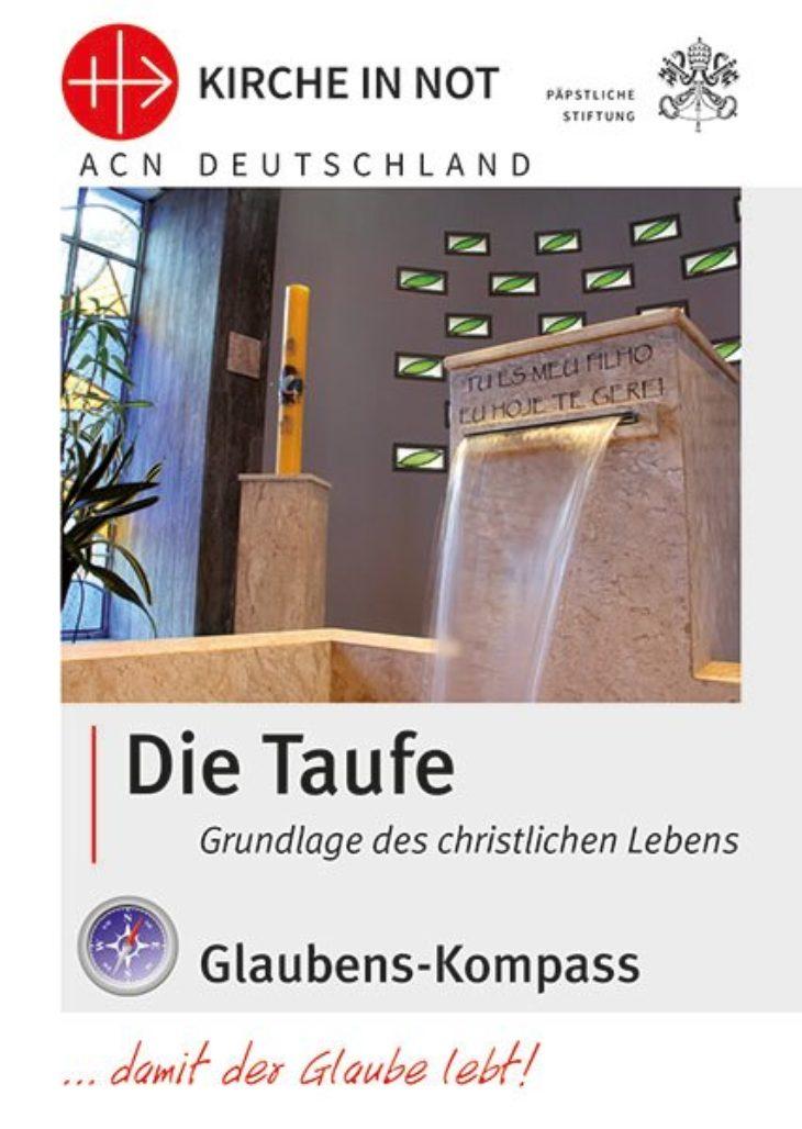 "Glaubens-Kompass - ""Taufe"""