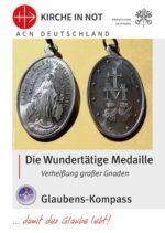 """Glaubens-Kompass """"Die Wundertätige Medaille"""""""