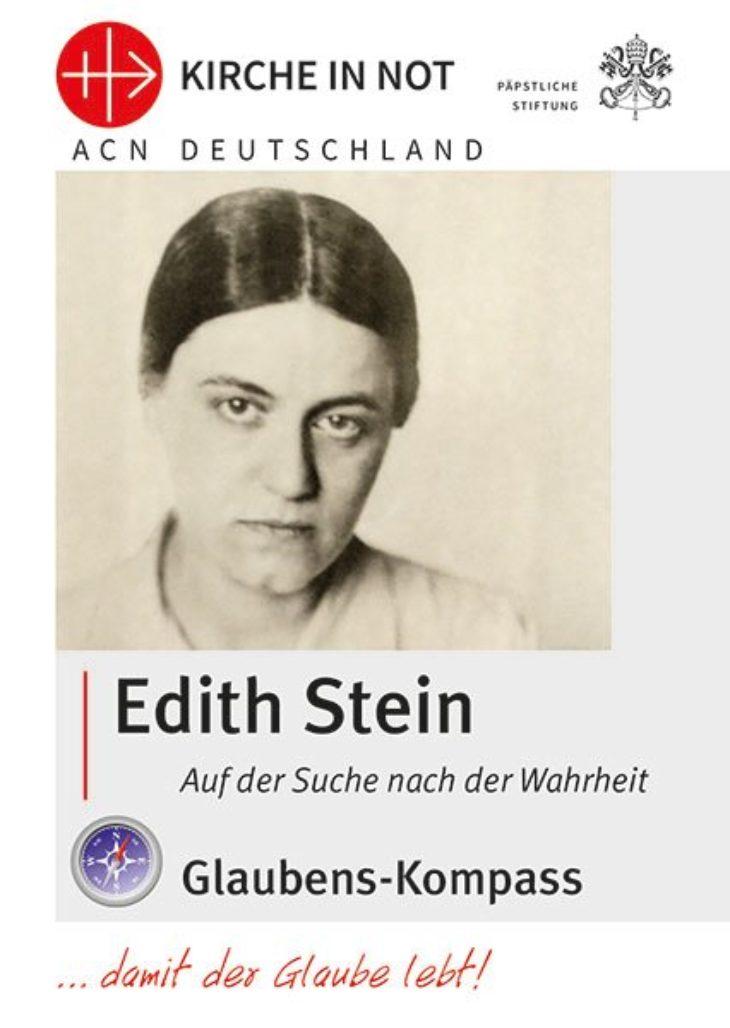"Glaubens-Kompass - ""Edith Stein"""