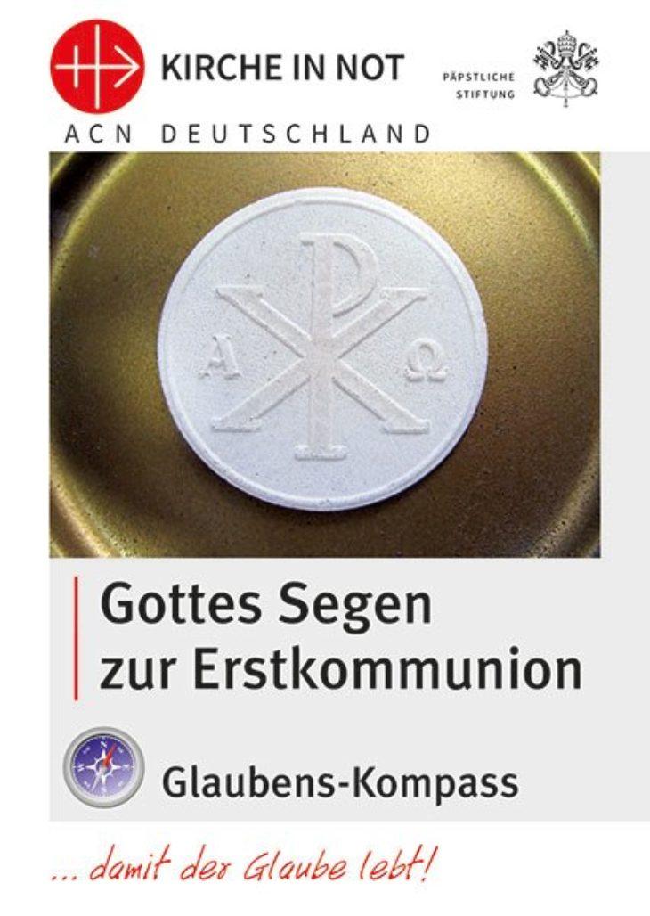 "Glaubens-Kompass - ""Erstkommunion"""