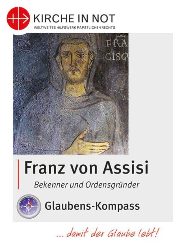 "Glaubens-Kompass - ""Franz von Assisi"""